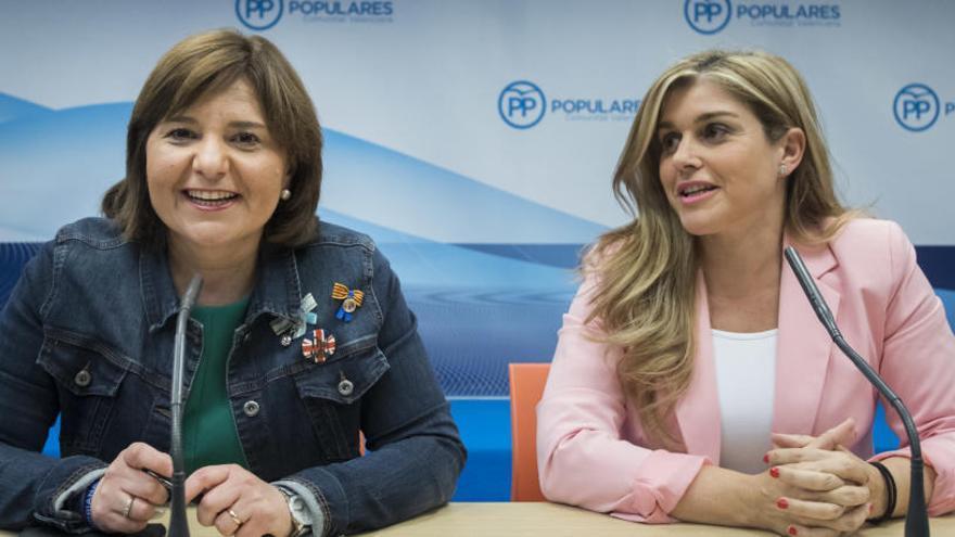 Bonig confía de nuevo en Ortiz la campaña electoral
