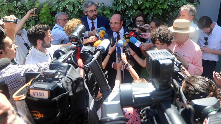 El previsible juicio a PAS por el caso Púnica pone al  PP patas arriba