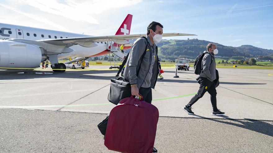 Galería de imágenes | El Villarreal ya vela armas en Suiza