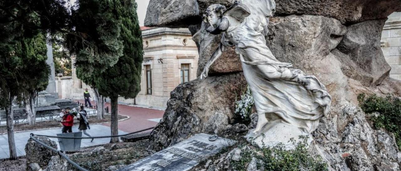 El cementerio de Alcoy se podrá visitar a partir del lunes con cita previa