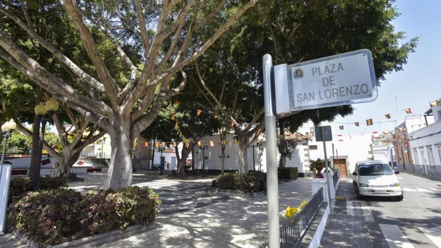 San Lorenzo, el pueblo de las candelas