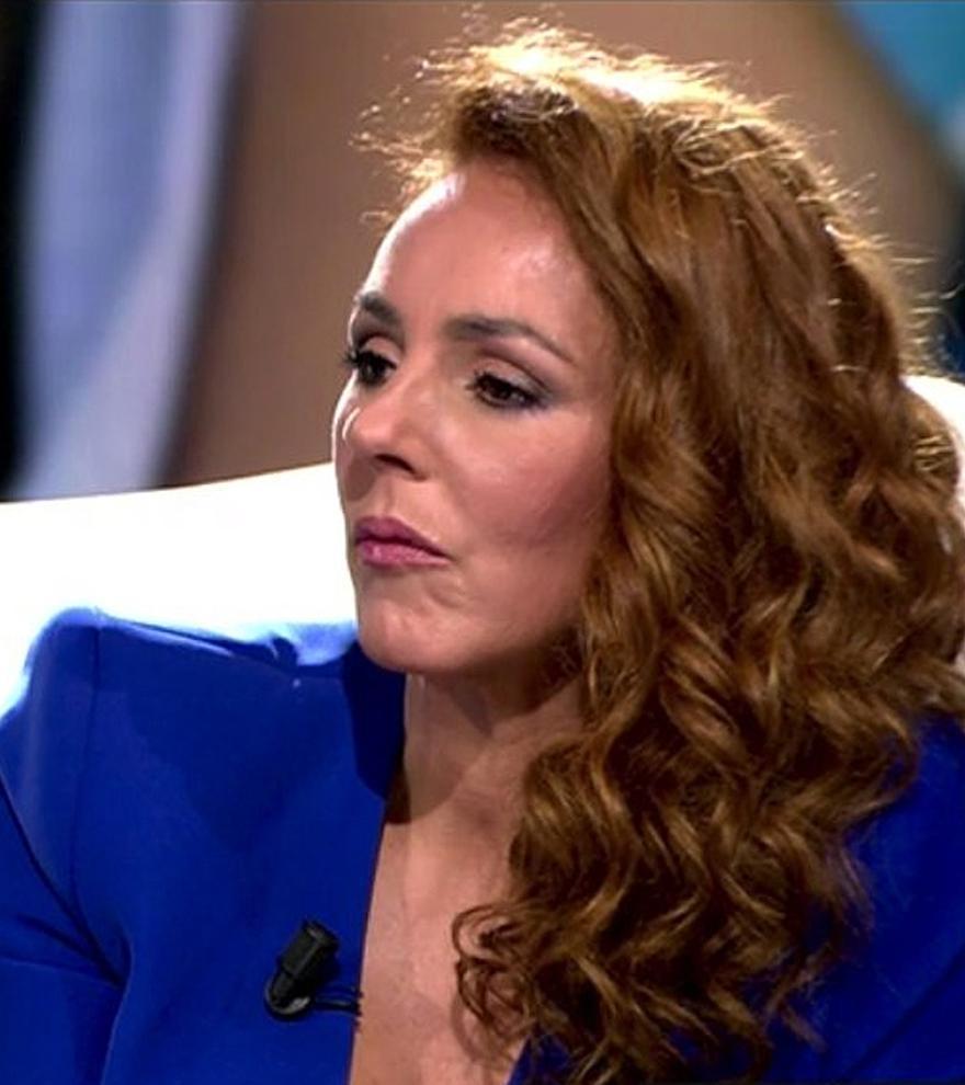 """Rocío Carrasco narra la agresión de su hija y asegura: """"Me alegraría si Antonio David me denunciase"""""""