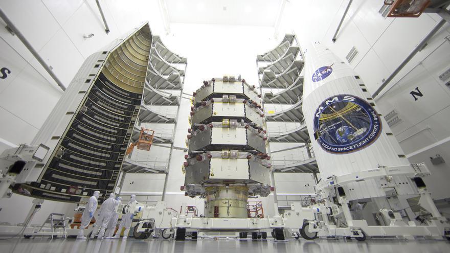 Un investigador de la UMU, único español en la misión de la NASA 'Magnetospheric Multiscale'
