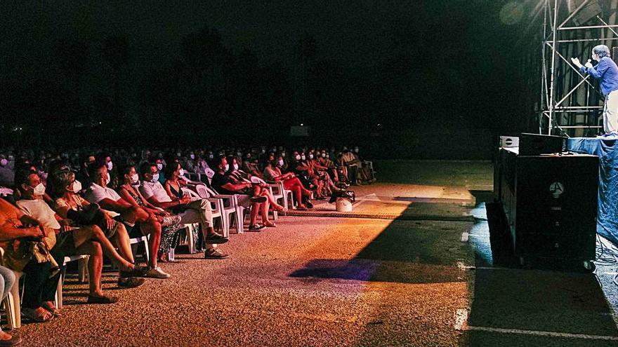 Picassent inicia les festes amb gran concerts i èxit de públic en totes les actuacions