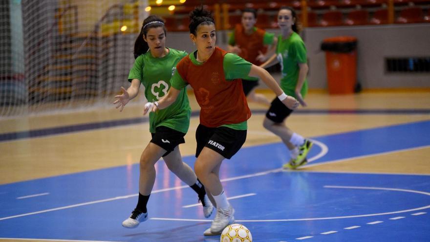 El Cajasur Deportivo inicia en Melilla la recta final de la segunda fase