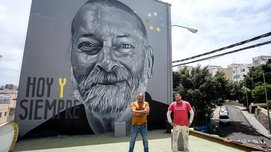 Hoy y siempre, José Puche estará en Las Rehoyas