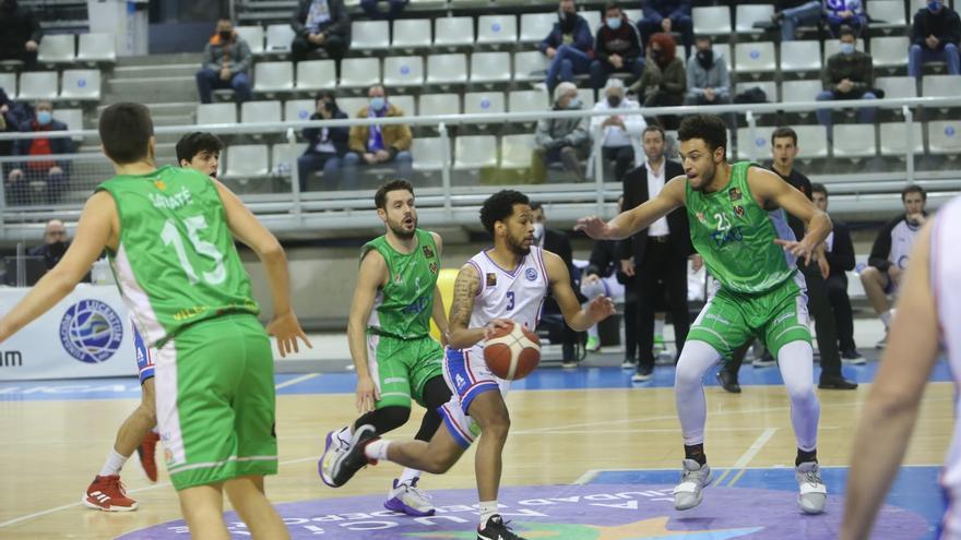 El HLA sufre su segunda derrota consecutiva ante el TAU Castelló (81-87)