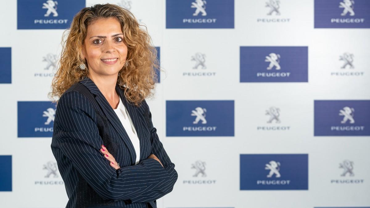 Helene Bouteleau, directora de Peugeot España