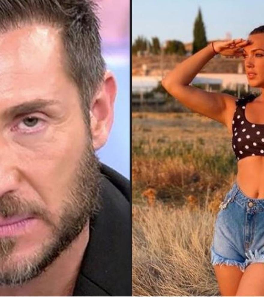 Antonio David Flores deja a Olga Moreno por la ex de Benzema, Marta Riesco: una joven de 29 años