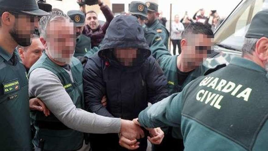 El supuesto autor de la muerte de Marta Calvo ingresa en prisión