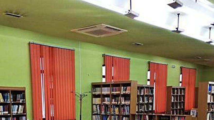Reabiertas las salas de estudio y de consulta de las bibliotecas de Sama y Riaño