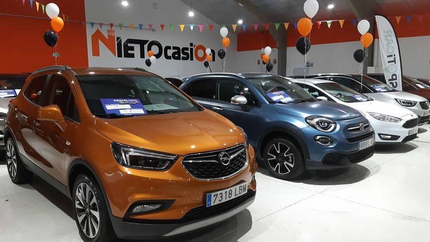 ¡Visita NietOcasión en Málaga y estrena coche con descuentos exclusivos en los Genial Days!