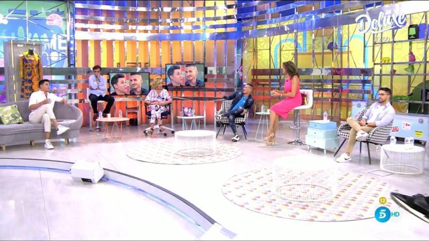 La dirección de Sálvame abandona de forma precipitada el programa de Telecinco
