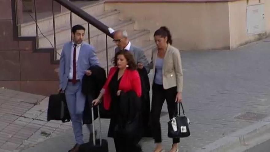 Condenan a los padres de Nadia a cinco y tres años y medio de prisión
