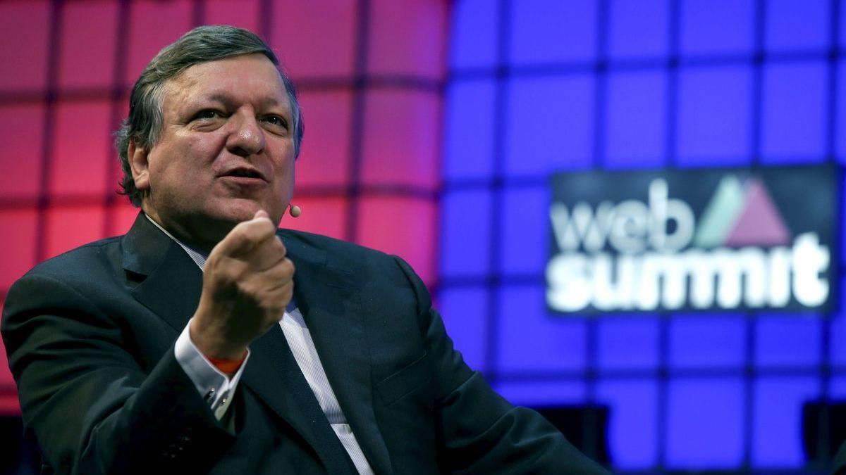 El presidente de la Alianza Global para la Vacunación de la Comisión Europea, José Manuel Durao Barroso.