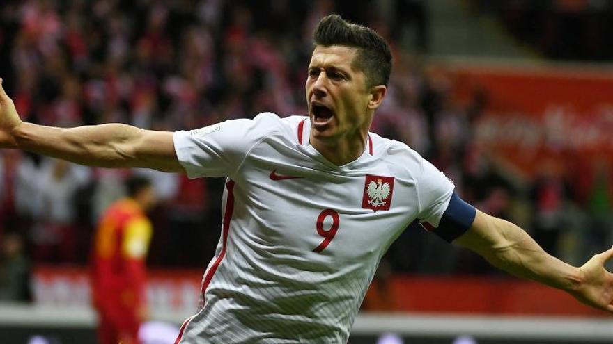 Polonia, al Mundial; Irlanda del Norte, a la repesca