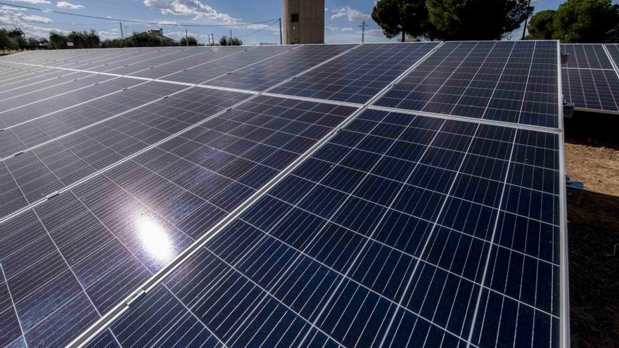 Asaja alerta del impacto de los parques solares en la agricultura