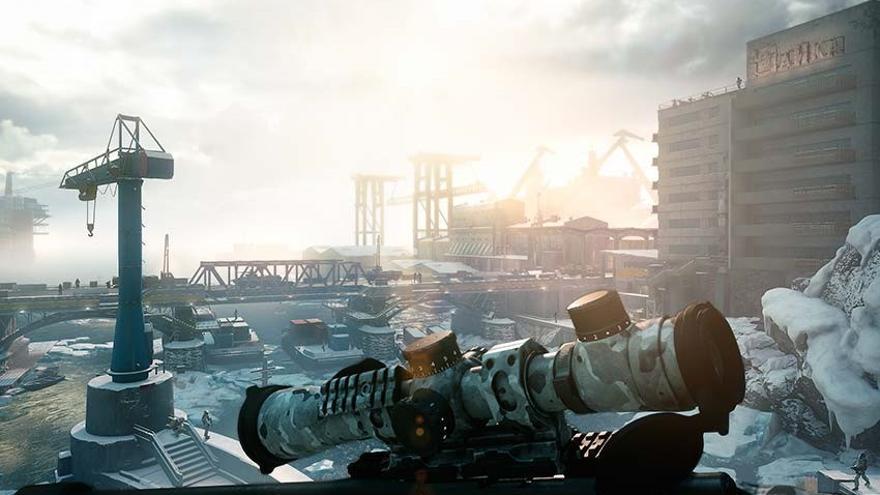 'Sniper Ghost Warrior Contracts 2': ya hay fecha de lanzamiento para la versión de PlayStation 5