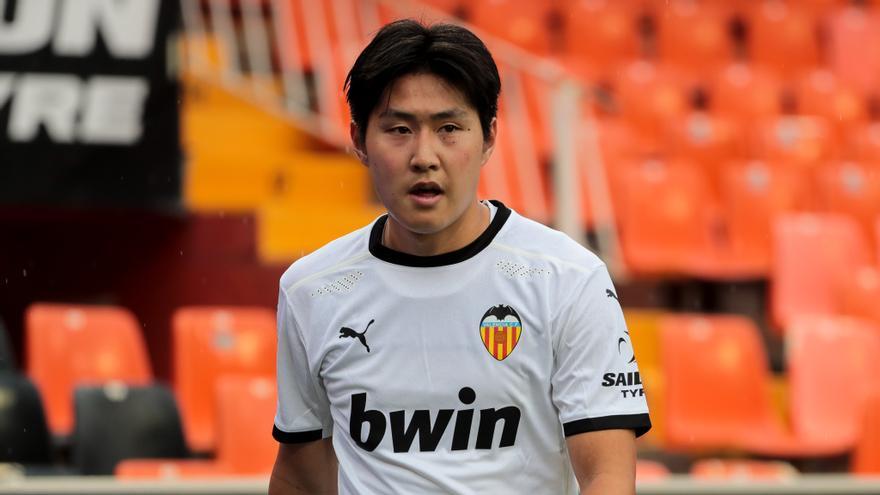 Kang in-Lee está a un paso de fichar por el Mallorca