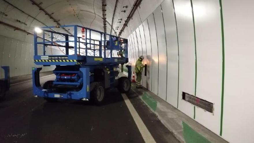Estos son los motivos que da el Ministerio para los retrasos en las obras del túnel de A Cañiza