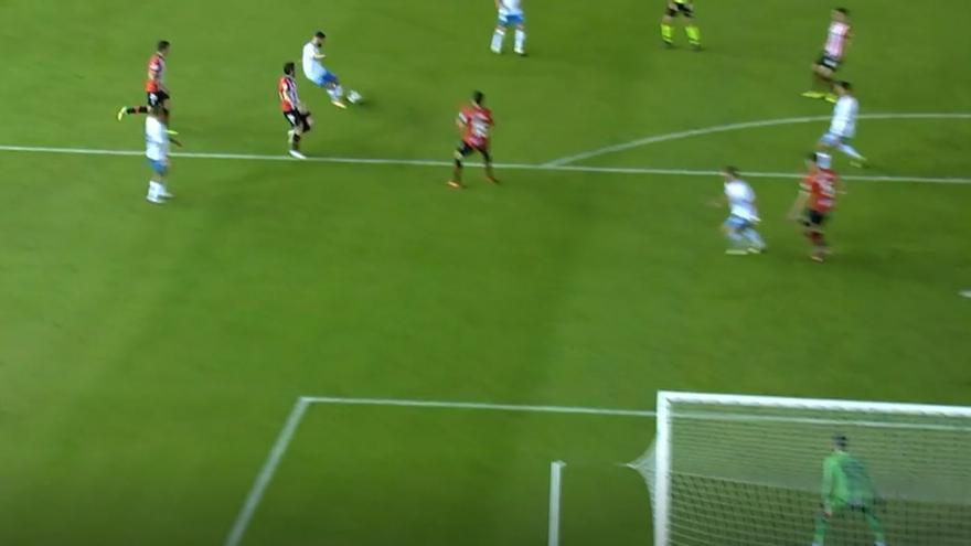 Vídeo del gol y resumen del partido CD Tenerife 0 - 1 Logroñés