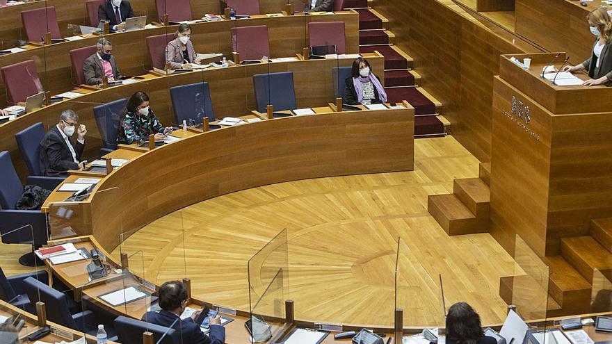 Las Corts decidirá antes del Debate de Política General si los oradores usan mascarilla