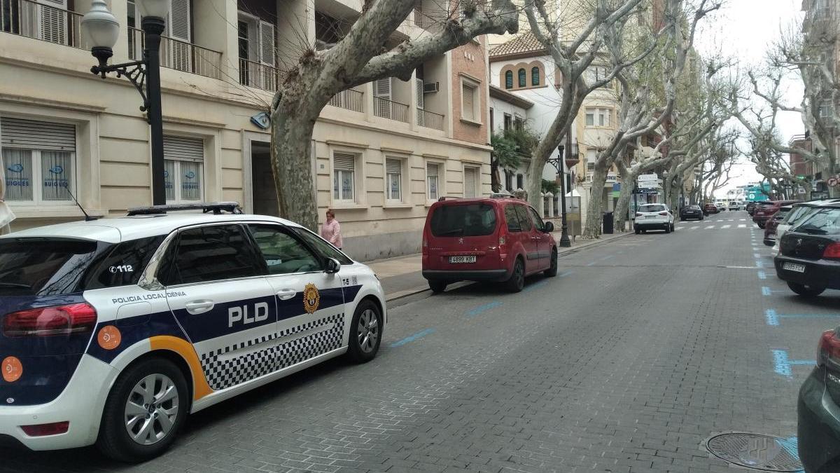 Sancionados en Dénia por viajar de vacaciones a Málaga y por acudir a limpiar apartamentos turísticos