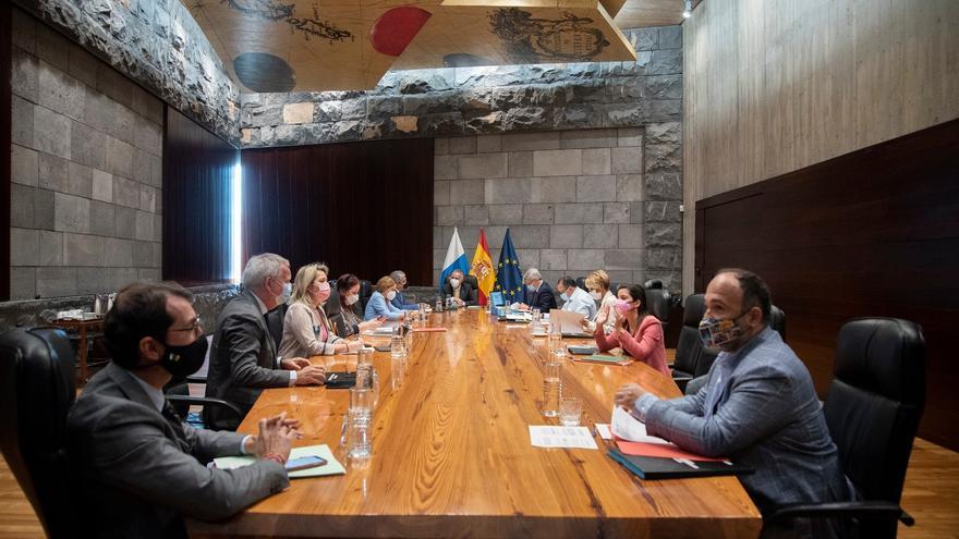 Canarias inicia acciones para ejercer la competencia de Hacienda Pública