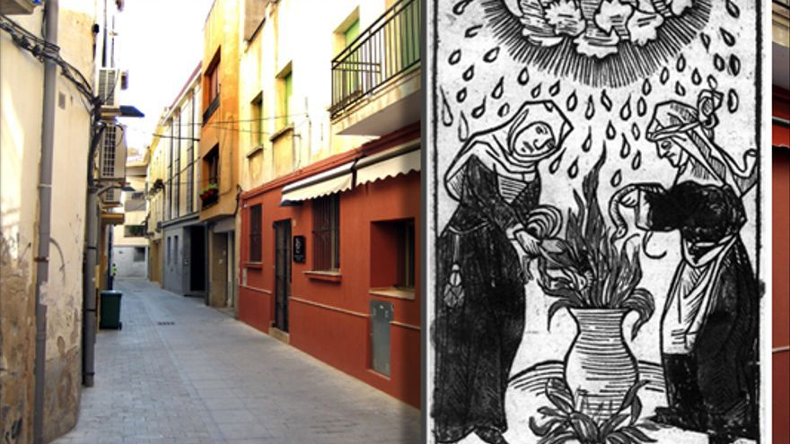 Ruta històrica nocturna La bruixeria a Palamós, entre la llegenda i la història