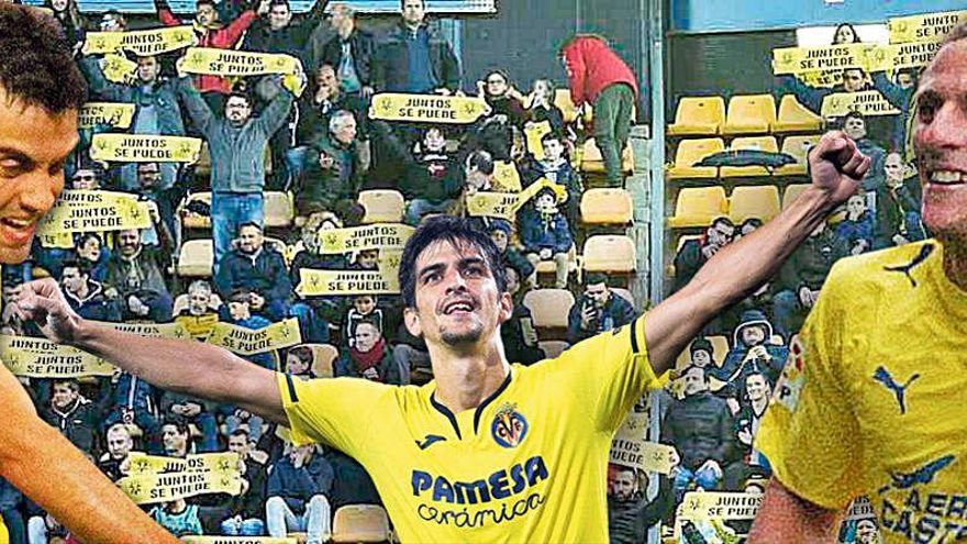 Gerard Moreno sueña con el olimpo amarillo