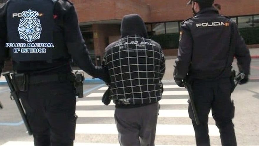 Detenido el presunto autor del apuñalamiento de su ex pareja en Torrejón de Ardoz