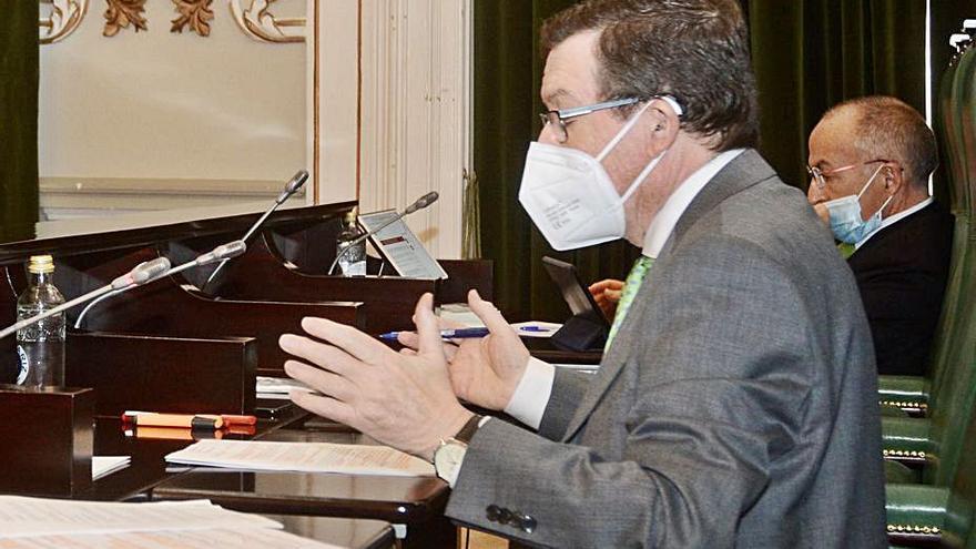 La Diputación cerró 2020 con superávit y sin ningún reparo de Intervención