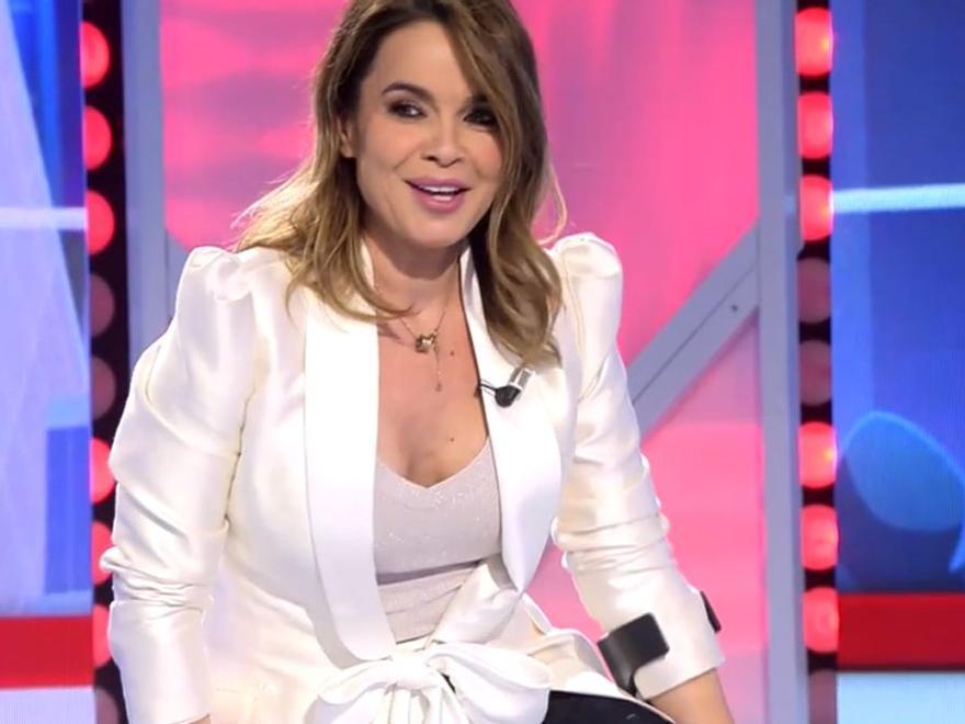 """Carme Chaparro sufre un percance antes de presentar 'Los Teloneros': """"Ahora voy al hospital"""""""