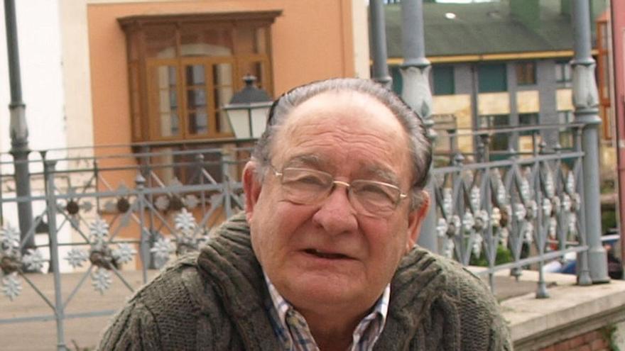 La propuesta para que Tino Fombona sea hijo predilecto de Noreña suma ya 800 firmas
