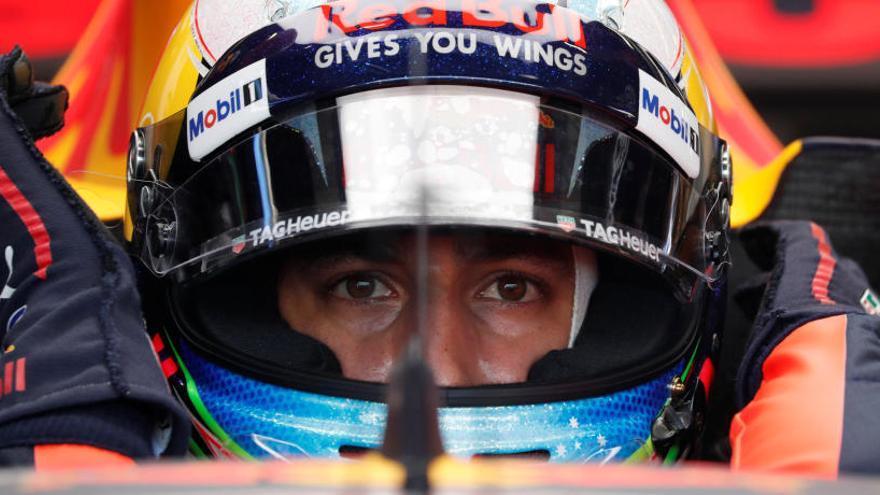 Ricciardo lidera los primeros entrenamientos libres en Singapur