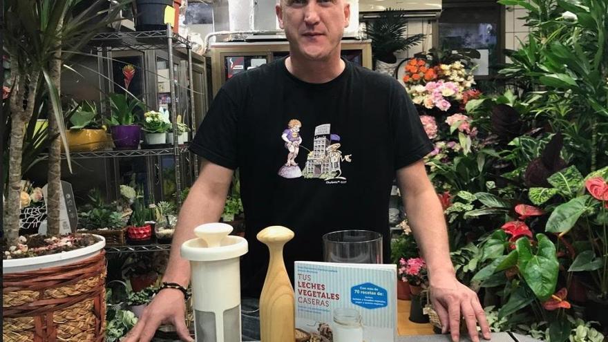 El inventor del utensilio para hacer horchata gana un juicio a Lidl por plagio