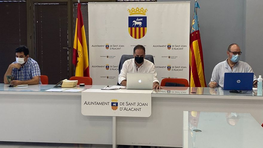 Sant Joan aprueba un paquete de ayudas de 660.000 euros para pymes y autónomos