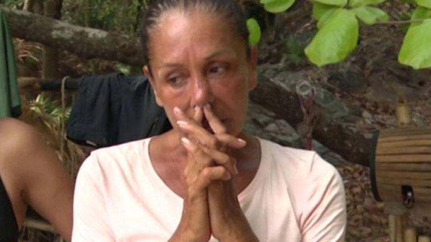 'Supervivientes 2019': Isabel Pantoja asegura que abandonará este jueves