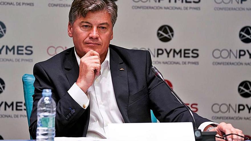 El tauler patronal es remou amb la nova Conpymes, que vol ser el contrapès de la CEOE