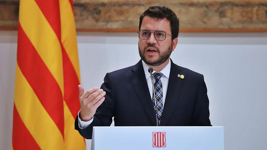Aragonès acusa La Moncloa de «boicotejar» l'ampliació del Prat