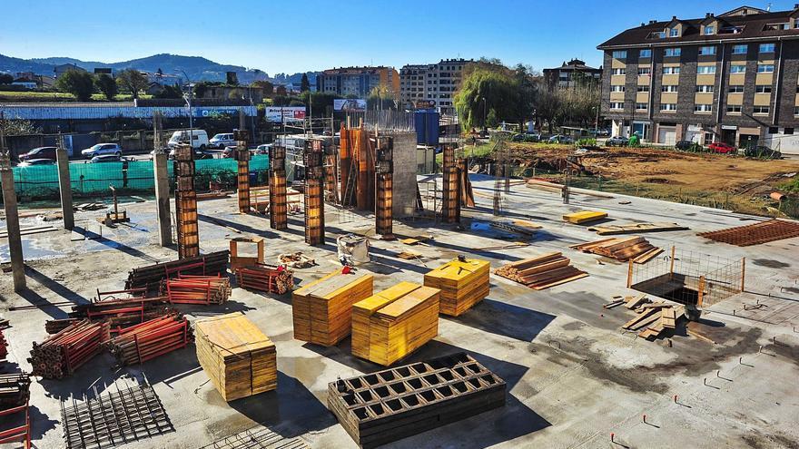 Sanxenxo, Vilanova y Meis lideran las licencias de nueva planta en O Salnés
