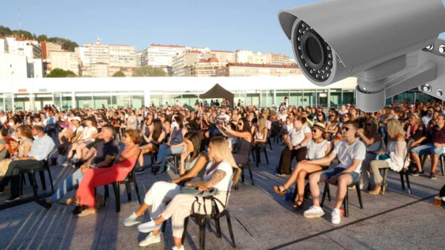 La Xunta endurece los sistemas de control en los actos con aglomeración de público