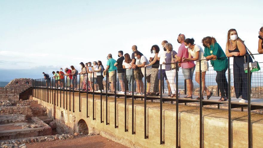 El castillo de Peñíscola guiará a los visitantes hacia los atractivos turísticos de Castellón