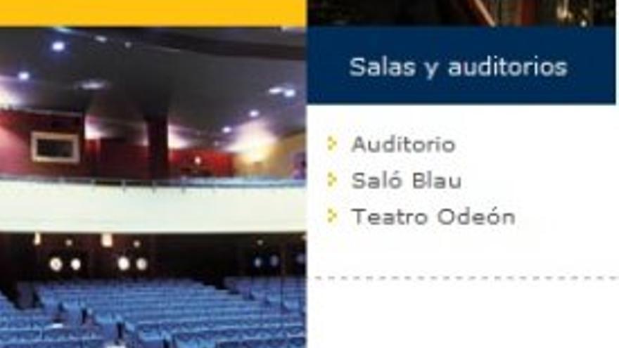 Casa de Cultura Jaume Pastor i Fluixá - Auditorio de Calpe
