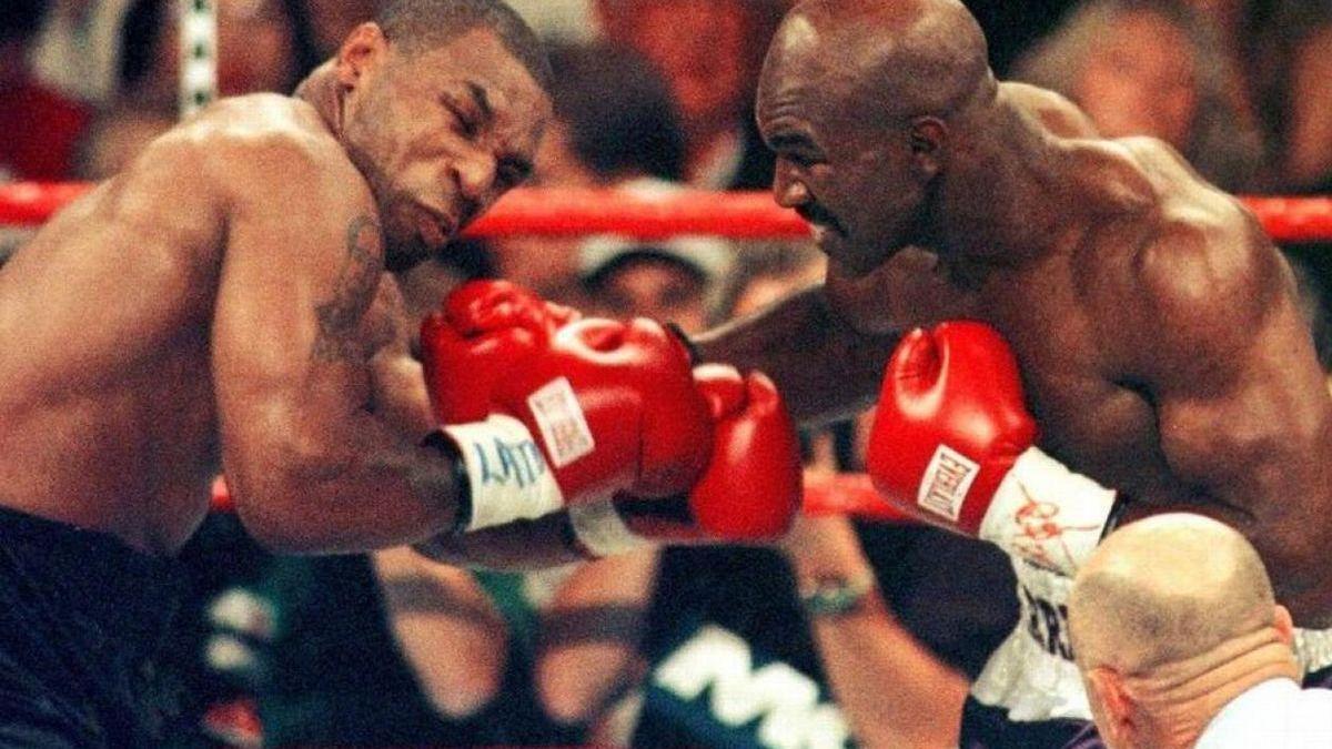 Mike Tyson asegura que peleará contra Holyfield el 29 de mayo