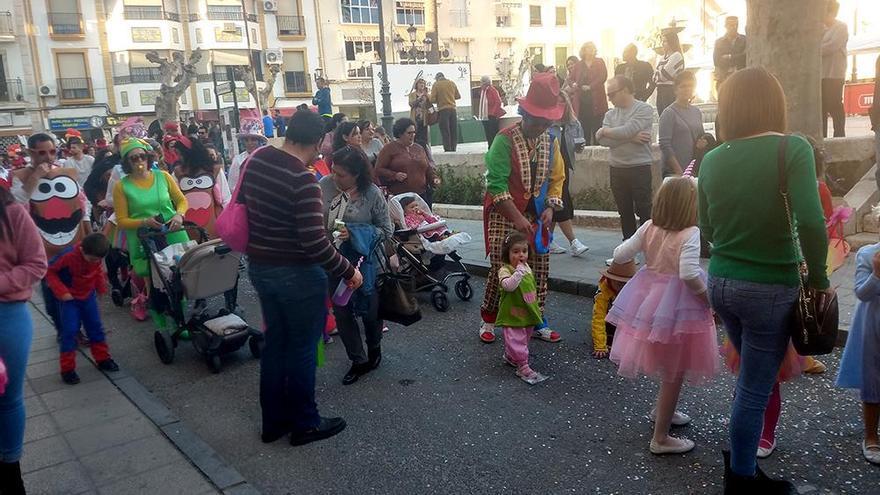 Carnaval 2020: numerosos pueblos de Córdoba disfrutan de la fiesta