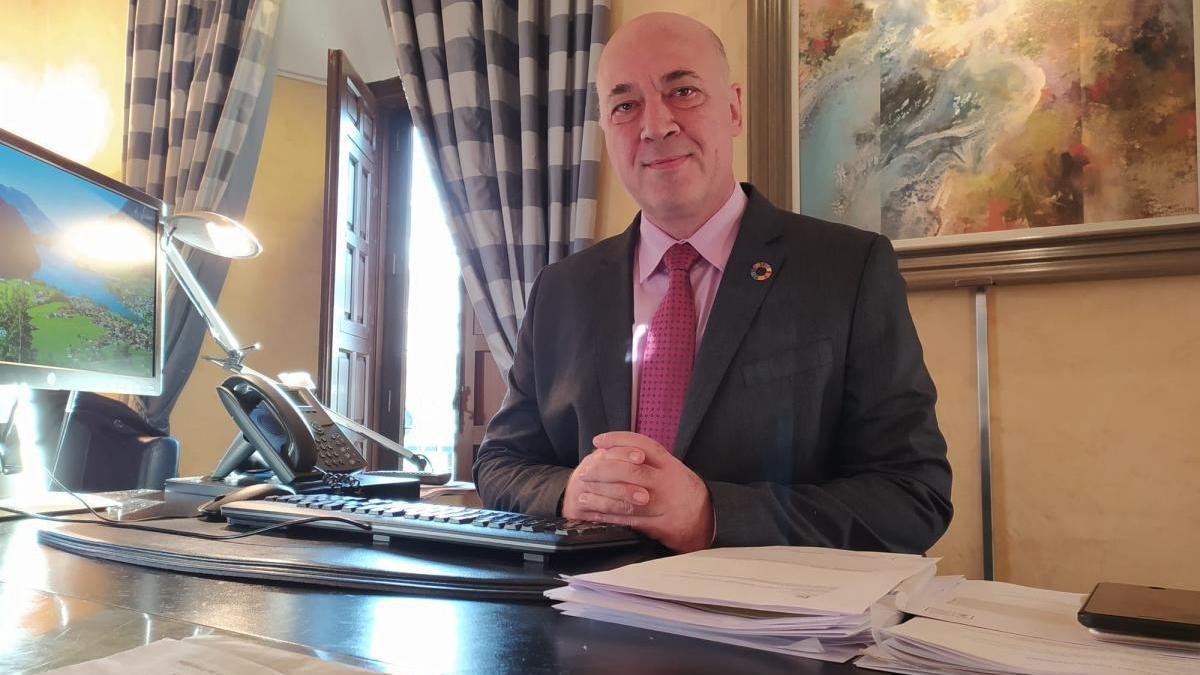 Antonio Ruiz pide a la Junta más coordinación con los ayuntamientos