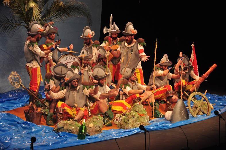 Empieza el Carnaval en el Gran Teatro