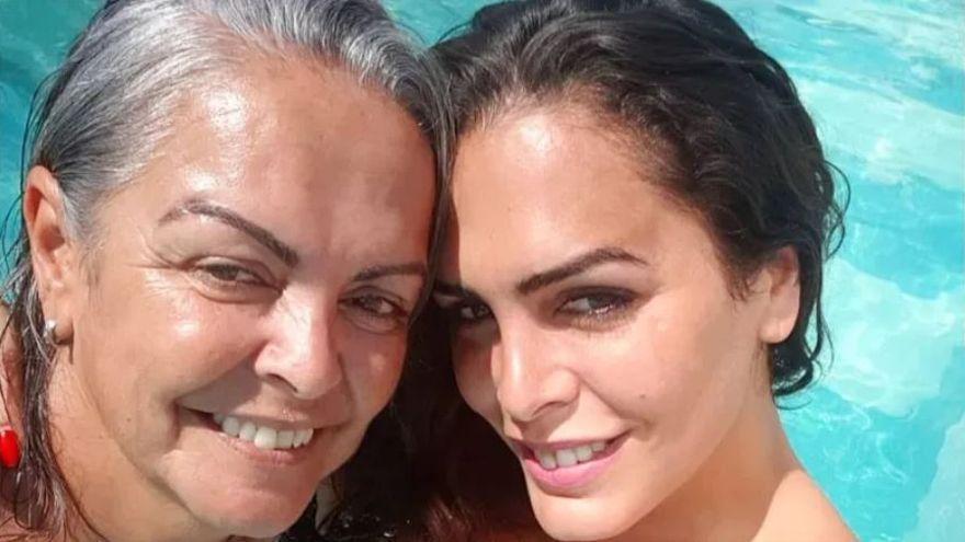 Fallece la madre de Amor Romeira,  Mensi Medina