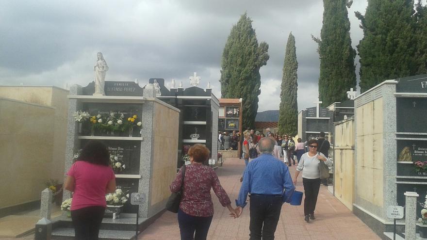 El cementerio de Monóvar tendrá un protocolo de actuación para la festividad de Todos los Santos